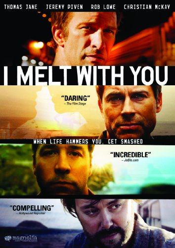 Movie: I Melt With You, starring Thomas Jane, Jeremy Piven, Rob Low and Christian McKay